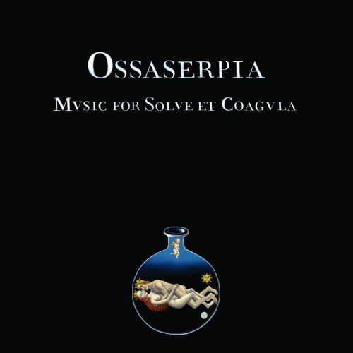 OSSASERPIA: Music For Solve et Coagula (CD)