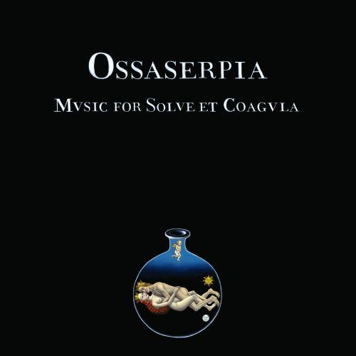 OSSASERPIA: Music For Solve et Coagula (CD)
