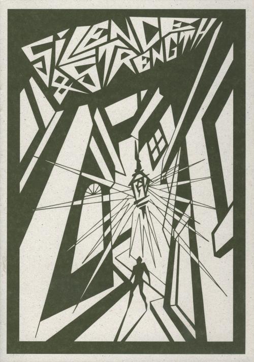 Silence & Strength: Das Haus Zur Letzten Latern ∼ A Tribute To Gustav Meyrink (CD)